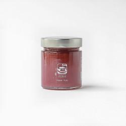 Confiture fraise-yuzu