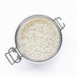 Riz rond blanc