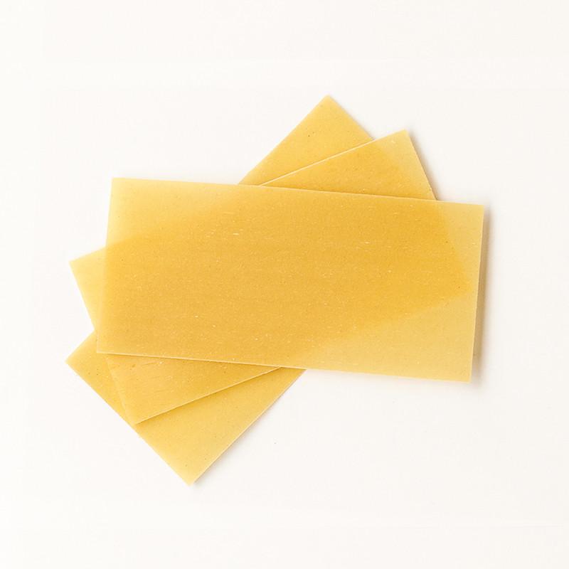 Feuilles de lasagne