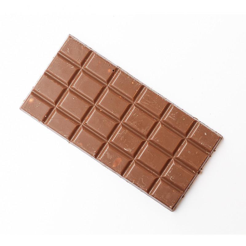 Tablette chocolat au lait riz soufflé