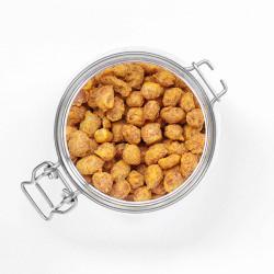 Crok' cacahuètes paprika
