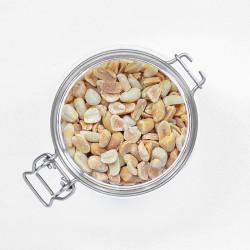 Cacahuètes grillées non salées