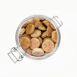 Biscuits apéro sans gluten...