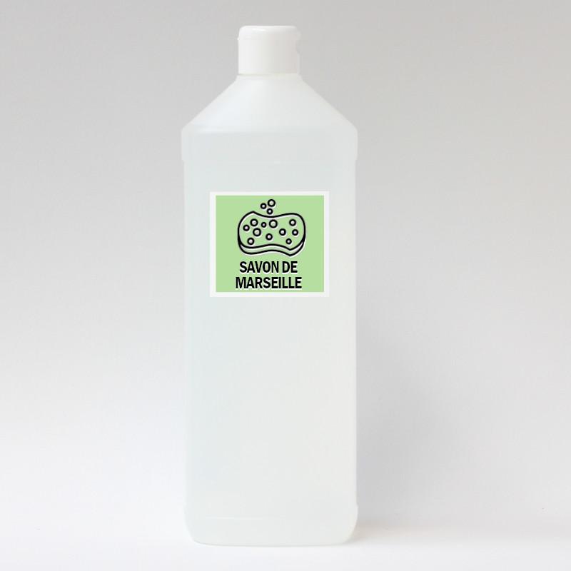 Savon de Marseille liquide traditionnel