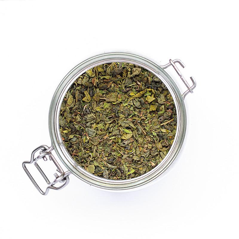 Thé vert menthe Casbah