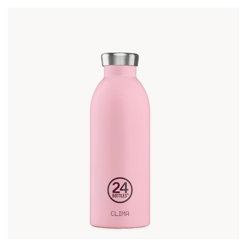 Gourde isotherme 500 ml Sweet pink| 24Bottles
