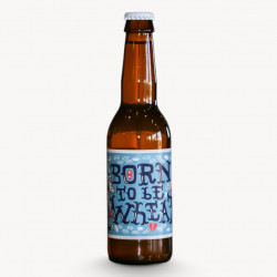 Born to be wheat 33 cl | La...
