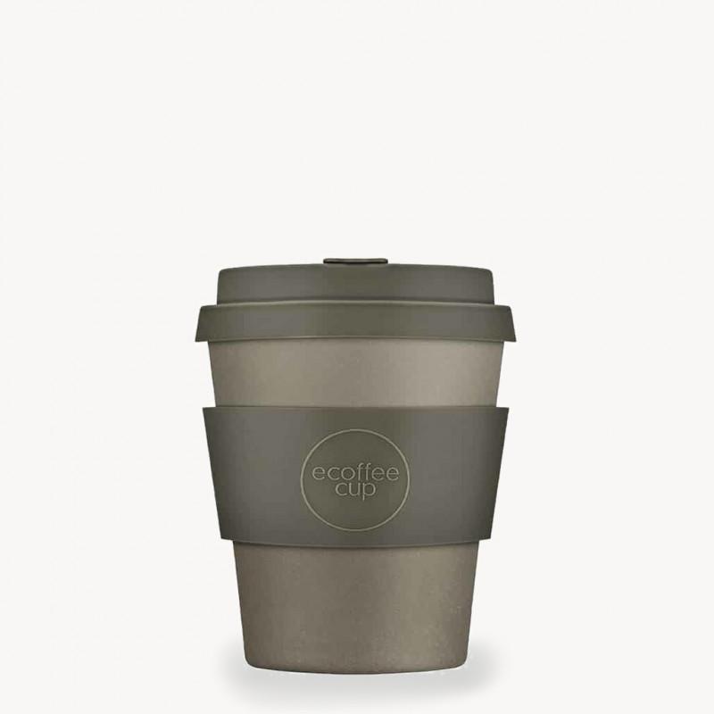 Mug en bambou réutilisable 25 cl | Ecofee Cup - molto grigio