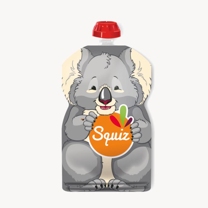 Gourde réutilisable 130 ml | Squiz