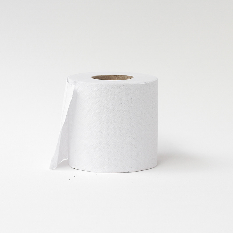 Rouleau papier toilette 400 ff.
